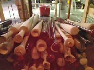 The Louisville Slugger Factory
