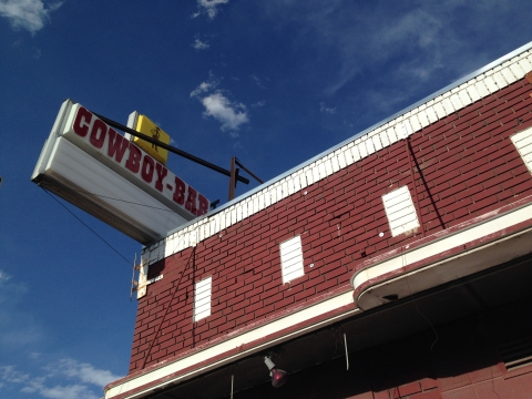 The Cowboy Bar, Laramie, WY