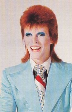 David Bowie Life On Mars 70s